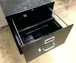 black metal file cabinet hirsh industries 3 drawer mobile file cabinet file in black file