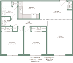 Parkview Apartments Floor Plan Parkview