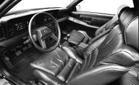 chrysler car interior name that shifter no 42 1985 chrysler laser xe car and driver