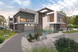 Haustypen Modernes Mehrfamilienhaus Bauen 3 6 Parteien Mit Penthousewohnung
