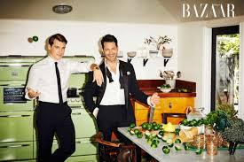 nate berkus home nate berkus and jeremiah brent s los angeles home is as stylish as