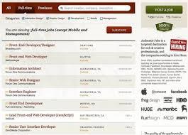 gui design patterns search filters design pattern