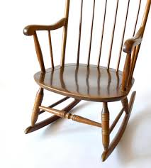 Rocking Chair Makers Vintage Boston Rocking Chair For Sale At Pamono