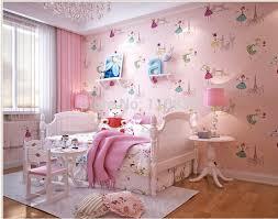 Wallpaper For Bedroom Walls Aliexpress Com Buy Child Real Princess Real Wallpaper Bedroom