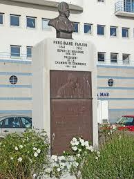 chambre de commerce boulogne sur mer monument à ferdinand farjon boulogne sur mer