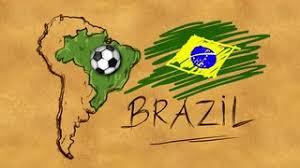 brazil ball rotation map sketch moving animation 4k ultra hd