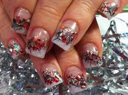 nail art untraditional christmas nail art check out www