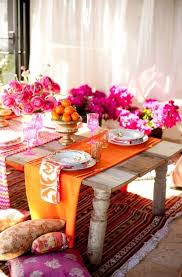 Flowers For Dining Room Table by Surprising Concepts In Desk Decorations For Spring Dining Room