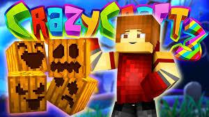 Halloween Haunted House Craft by Minecraft Crazy Craft 3 Spooky Halloween Haunted House 75 Youtube