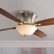 44 minka concept ii brushed nickel hugger ceiling fan 52 minka aire concept ii polished nickel hugger ceiling fan