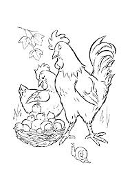farm coloring pages moms