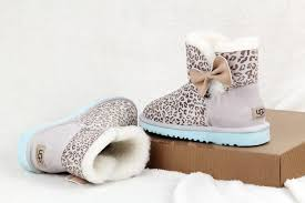 ugg heels sale uggs bailey button ugg leopard bow boots for white