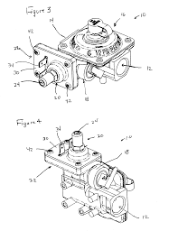 patent us20030020037 control valve with integral solenoid and