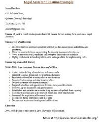 Examples Of Legal Assistant Resumes by 9 Best Best Legal Resume Templates U0026 Samples Images On Pinterest