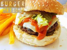 cuisiner un hamburger recette hamburger maison ultra bon le cuisine de samar