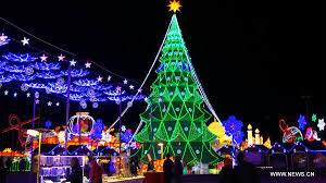 magical winter lights tickets magic winter lights show pulls houston crowds 2 chinadaily com cn