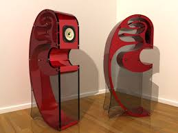 Beautiful Speakers by Completely Disregarding Sound Quality Or Performance What