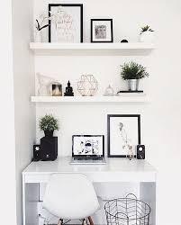 Desks With Shelves by Best 20 Desk Shelves Ideas On Pinterest Desk Space Desks And