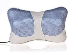 cuscino massaggiatore cuscino massaggiatore massaggio shiatsu infrarossi riscaldante