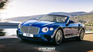 bentley convertible x tomi design bentley continental gt convertible