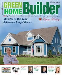green home builders back issues green home builder