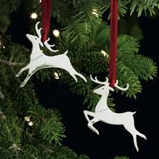 Silver Reindeer Christmas Tree Decorations by 10 Best Christmas Images On Pinterest Silver Christmas