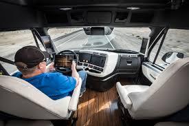 autonomous freightliner inspiration truck gets its own license
