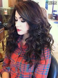 ghd soft waves using the creative curl wand very long hair