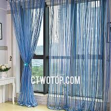 Multi Colored Curtains Blue And Multi Color Striped Clearance And Unique Sheer Curtains
