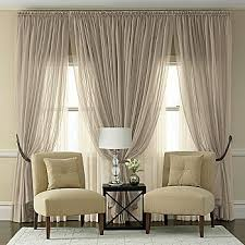 Picture Window Drapes Best 25 Large Window Curtains Ideas On Pinterest Large Window