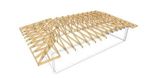 Hip Roof Trusses Prices Complex 11 Timber Trusses Truss Frame Construction Woodcon