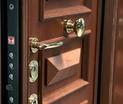 montare una porta blindata porte
