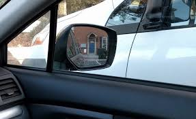 Where To Install Blind Spot Mirror How To Adjust Car Mirrors To Avoid Blind Spots U2013 News U0026 Musings