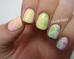 136 best nail design art flowers images on pinterest make up