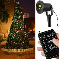 Outdoor Light Remote Control by Amazon Com Starry Red And Green 2 Colors Laser Projector With