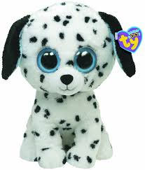 amazon ty beanie boos buddy fetch dalmatian toys u0026 games
