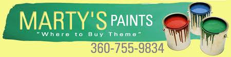 paints and stains burlington wa marty u0027s paints 360 755 9834