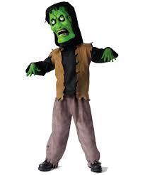bobble head monster kids movie halloween costume boys costume