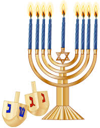 menorah candle holder hanukkah the festival of lights christmas customs and