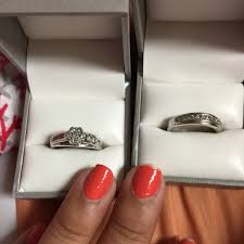 Sears Wedding Rings by 60 Off Sears Jewelry Engagement Ring Set From Veronica U0027s Closet