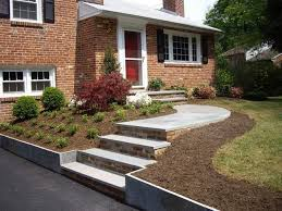 my ugly split level the front stairs home remodel inspiration