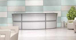 White Curved Reception Desk When You Need The Best Curved Reception Desk In Town Because