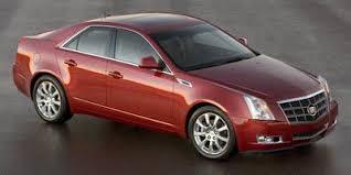 cadillac cts mileage used 2008 cadillac cts sedan 4d awd mileage options nadaguides