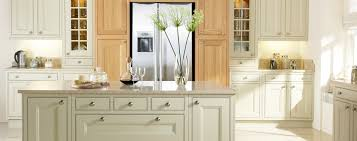Painted Oak Kitchen How To Install Kitchen Cabinets