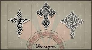100 greek cross tattoos catholic cross tattoo design real