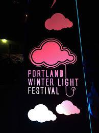 Light The Night Portland Portland U0027s Winter Light Festival At Omsi Diana Kitsune