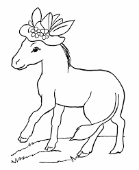 printable pictures of animals kids coloring