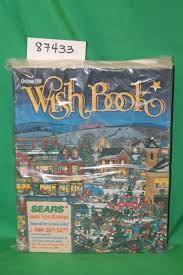 wish catalog sears roebuck sears christmas wish book 1998 canada catalog