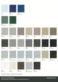 Blind Chart Horizontal Blinds Color Chart U2013 Commercial Drapes And Blinds