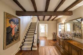colonial foyer wsj house of the day a embury designed colonial in remsenburg wsj